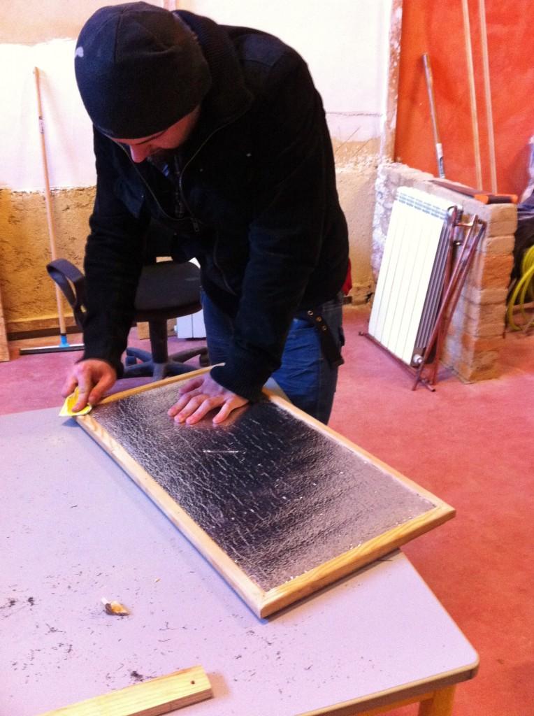 Fabriquer un réflecteur performant pour optimiser un point de chauffe