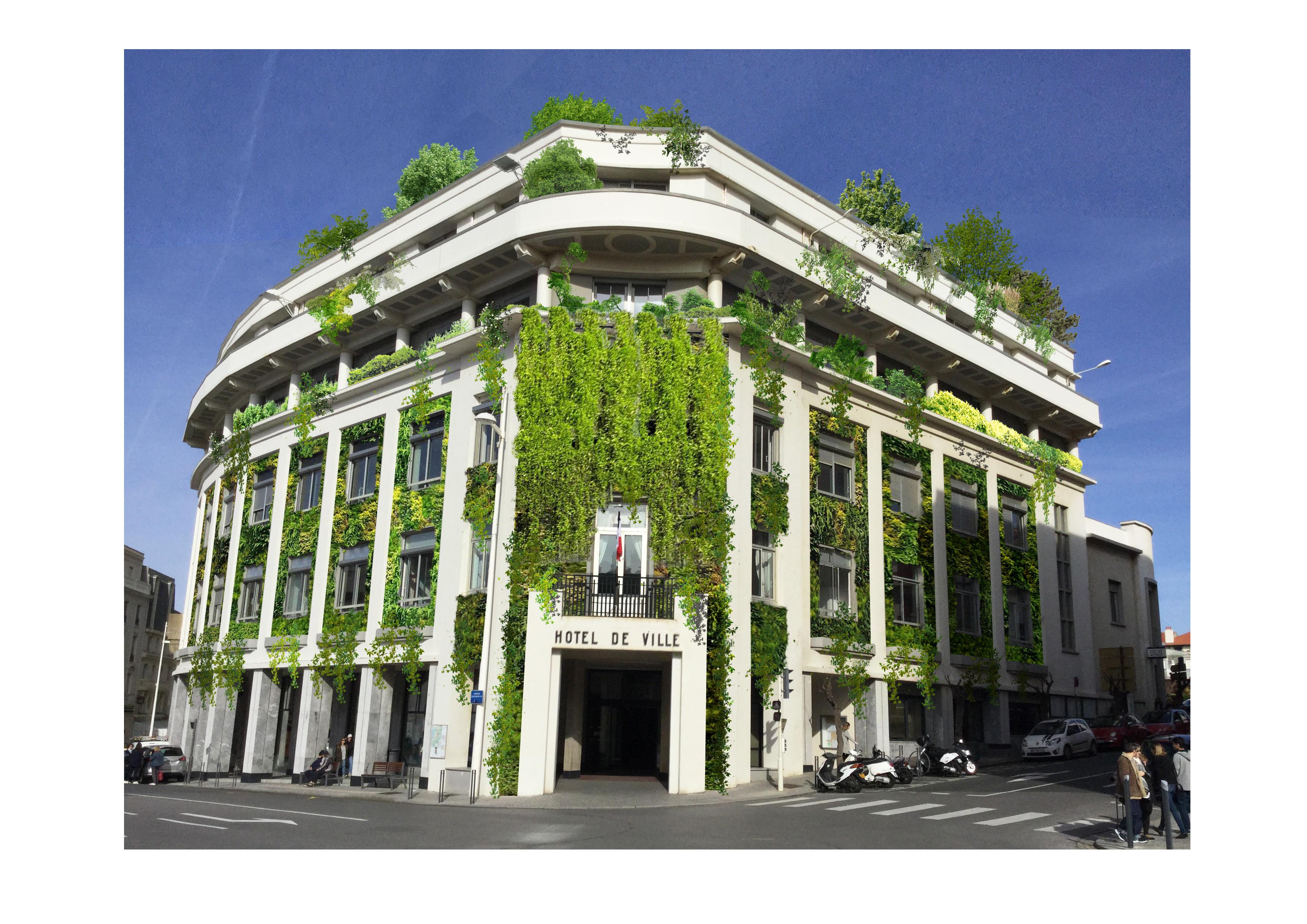 Init environnement b timents cologiques biodiversit for Architecture des batiments